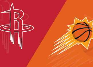 Houston Rockets at Phoenix Suns
