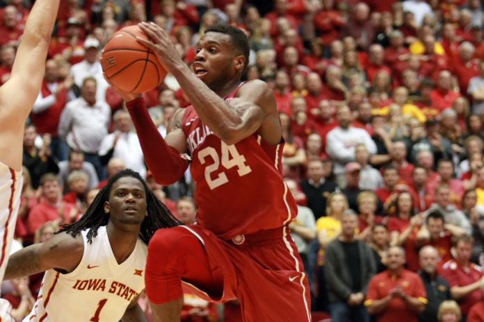 Iowa State Cyclones at Oklahoma Sooners