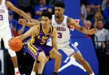 LSU Tigers at Florida Gators