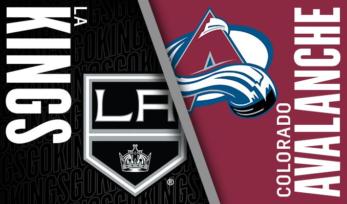 What Does Ats Mean >> Los Angeles Kings vs. Colorado Avalanche 2/15/20 Pick ...