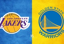 Los Angeles Lakers at Golden State Warriors