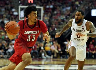 Louisville Cardinals at Florida State Seminoles