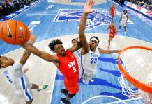 Memphis Tigers at SMU Mustangs