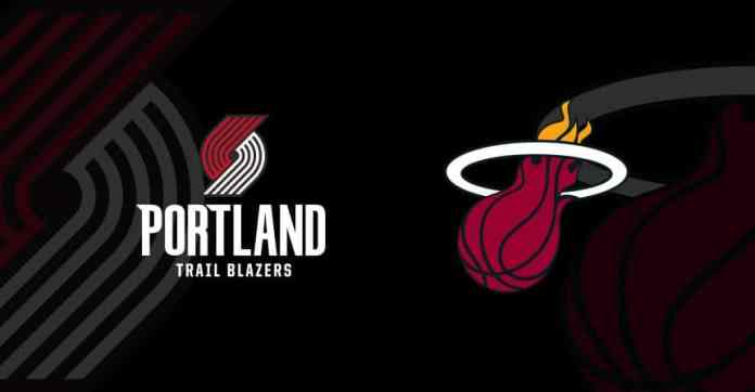 Miami Heat vs. Portland Trail Blazers