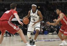 Michigan State Spartans at Wisconsin Badgers