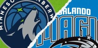 Minnesota Timberwolves at Orlando Magic