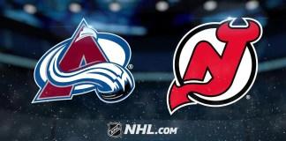 New Jersey Devils vs. St. Louis Blues