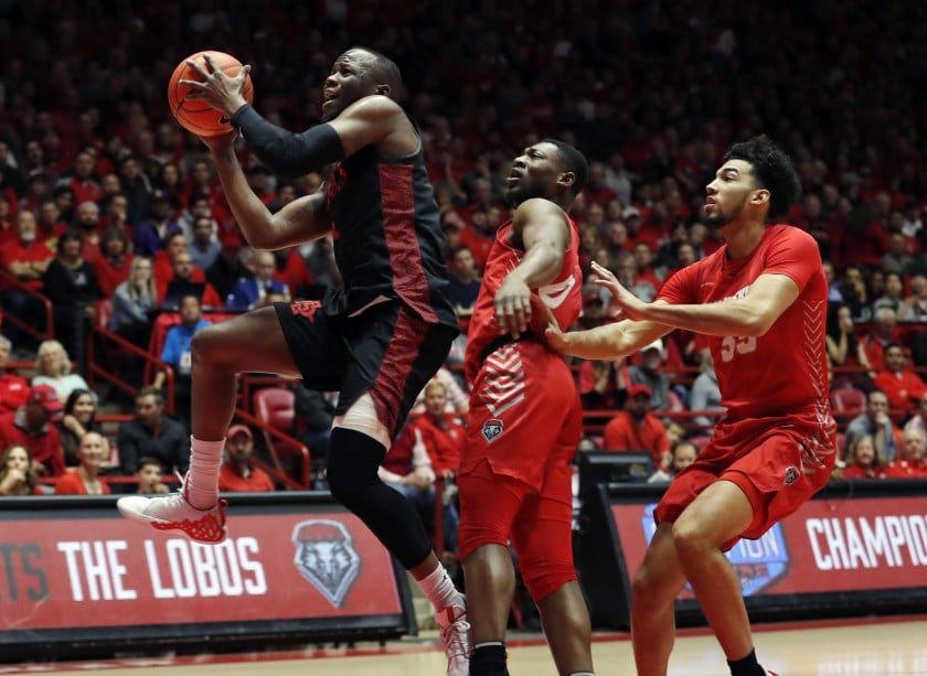 New Mexico Lobos vs. San Diego State Aztecs 02/11/20 Odds Pick & Prediction