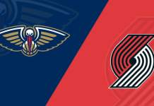New Orleans Pelicans vs. Portland Trail Blazers