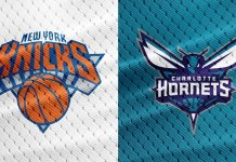 New York Knicks at Charlotte Hornets