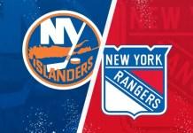 New York Rangers vs. New York Islanders