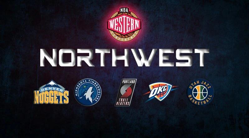 Denver Nuggets Slight -155 Favorites to win Northwest Division