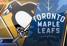 Pittsburgh Penguins vs. Toronto Maple Leafs