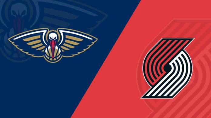Portland Trail Blazers vs. New Orleans Pelicans