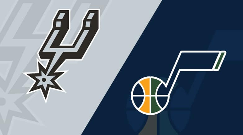 San Antonio Spurs Vs Utah Jazz 02 21 20 Ats Pick