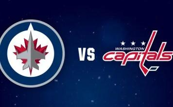 Washington Capitals at Winnipeg Jets