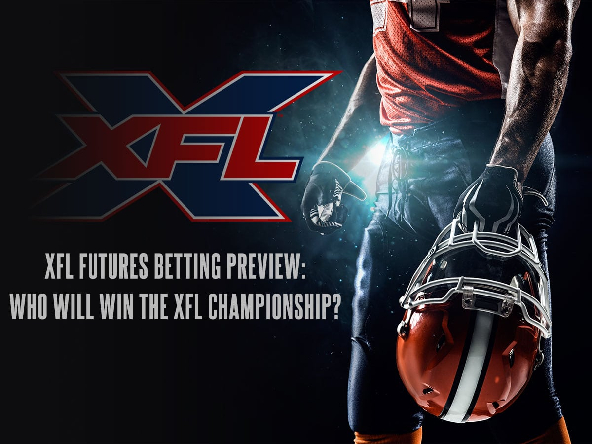 XFL Championship Odds: Houston Roughnecks Still A Lock?