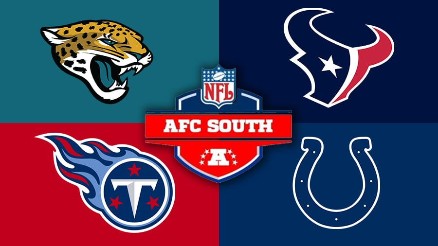NFL Betting Odds: Big Moves Change Balance of Power In AFC South