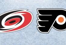 Carolina Hurricanes vs. Philadelphia Flyers