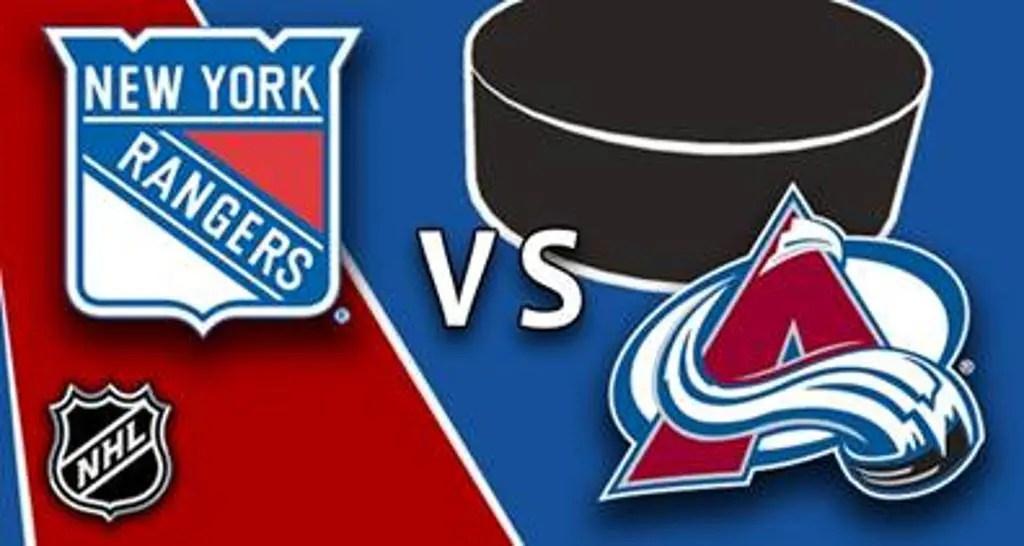 New York Rangers at Colorado Avalanche 03/11/20 Odds, Pick & Prediction