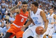 North Carolina vs. Syracuse