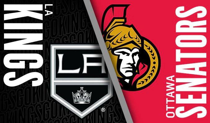 Ottawa Senators vs. Los Angeles Kings 03/11/20 Odds, Pick & Prediction