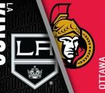 Ottawa Senators vs. Los Angeles Kings
