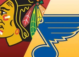 St. Louis Blues at Chicago Blackhawks