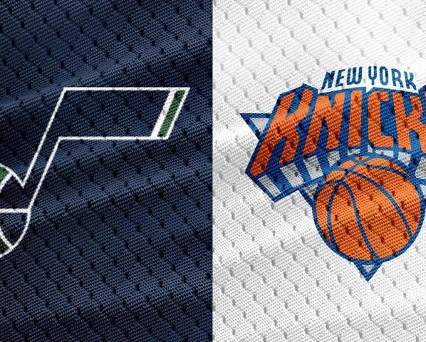 Utah Jazz at New York Knicks