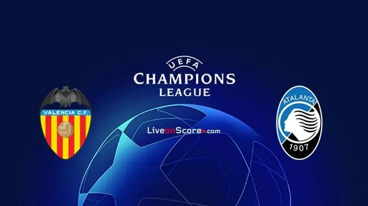 Valencia vs Atalanta – Champions League Odds, Preview & Prediction