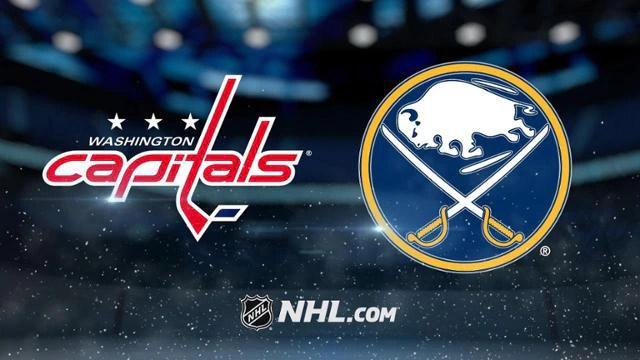 Washington Capitals vs. Buffalo Sabres 3/9/20 – Odds, Pick & Prediction