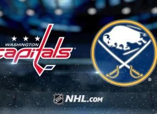 Washington Capitals vs. Buffalo Sabres