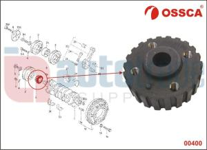 TIMING CRANK PULLEY