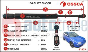 GASLIFT (500mm-350nm)