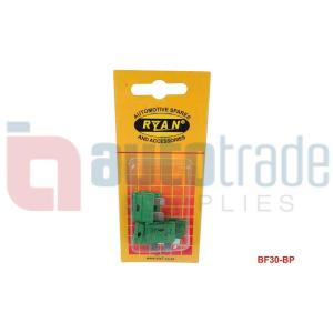 RYAN BLADE FUSE STD 30AMP 5PC
