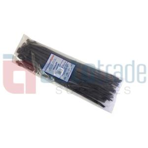 CABLE TIES 50PC - BLACK