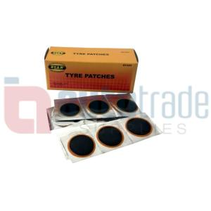 PATCH TUBE ROUND (32mm)