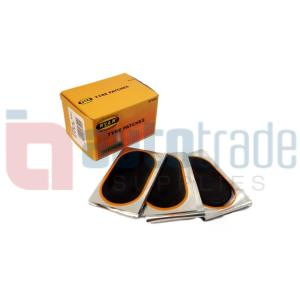 PATCH TUBE OVAL (70x40mm)