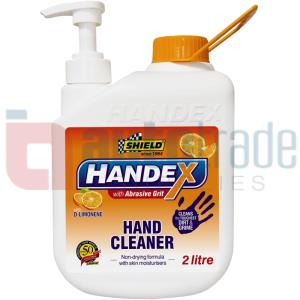 SHIELD HANDCLEANER 2L