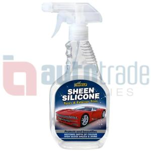 SHIELD SILICONE SPRAY 500ML
