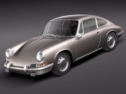 Porsche 901 - photo: www.carthrottle.com