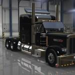 Peterbilt 379 Exhd Custom Ats Mods American Truck Simulator Mods Atsmod Net