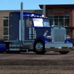 Modified Peterbilt 389 V2 2 6 2 Interior 1 38 X Ats Mods American Truck Simulator Mods Atsmod Net