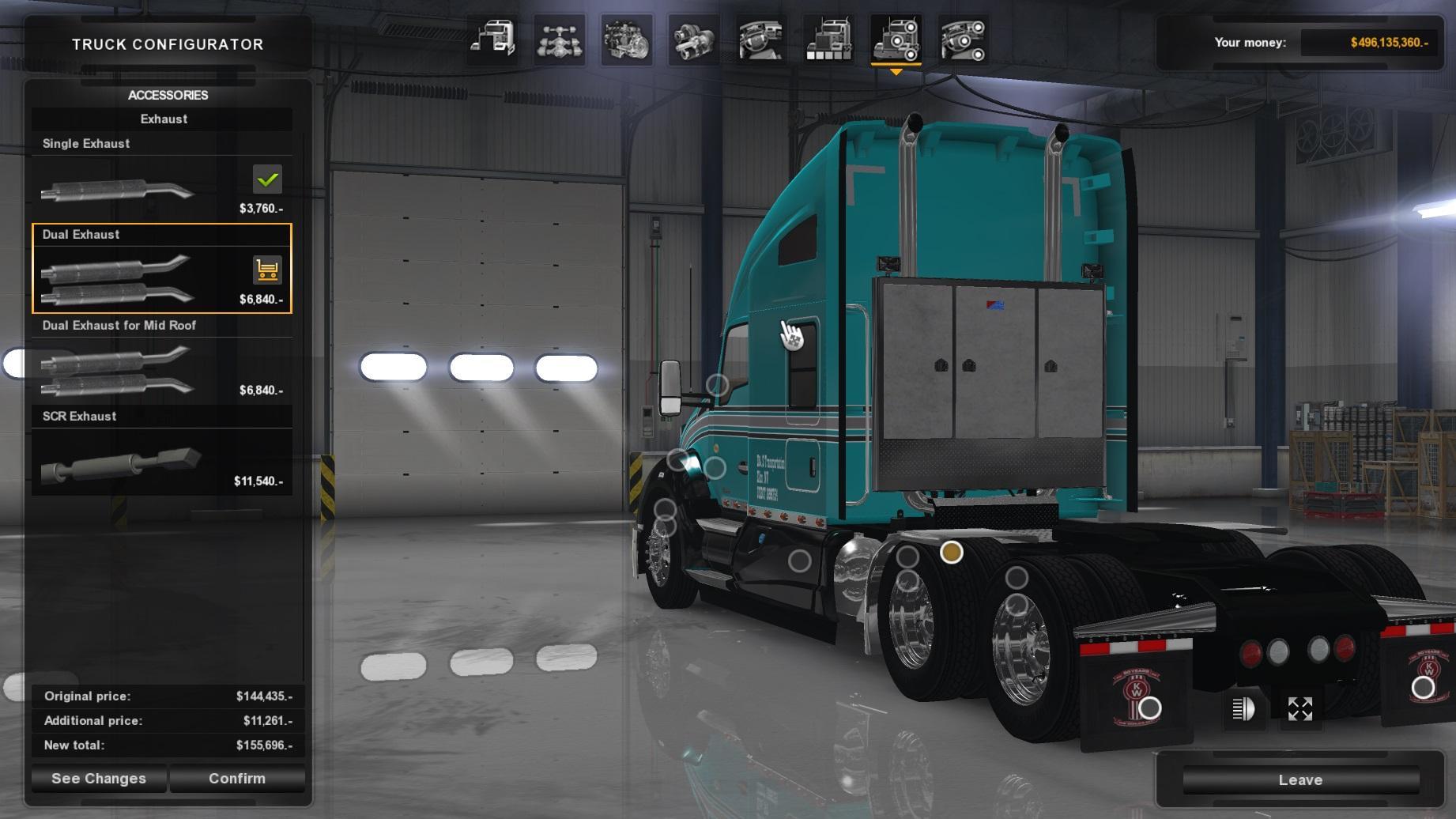 Kenworth T680 Edit Ats Mods American Truck Simulator Mods