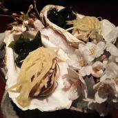 牡蠣を炊いたやつ