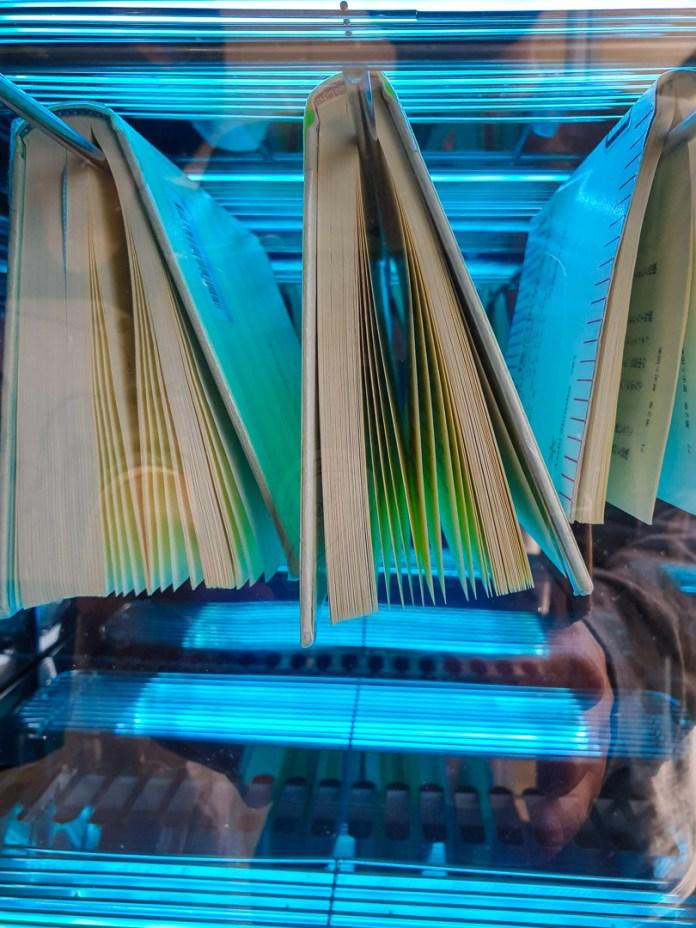 図書除菌機