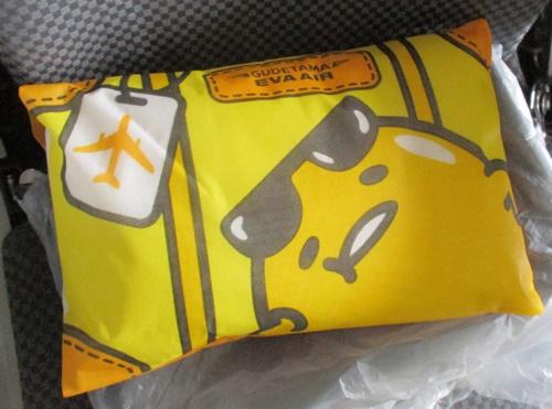 エバー航空 ぐでたまジェット クッション 枕