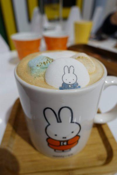 miffy✖2% CAFE 台湾 ミッフィー