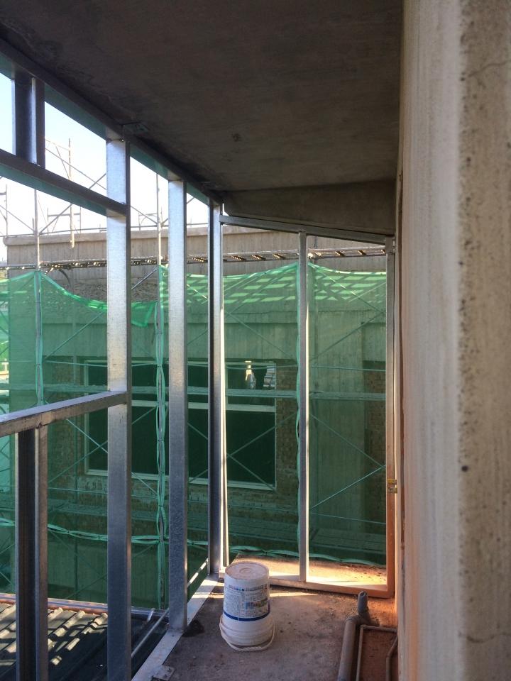 請問要將陽臺改成浴室的外牆要用甚麼工法 - Mobile01
