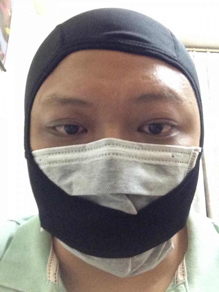 請教 全罩安全帽戴口罩的技巧 - 人身安全部品 - 機車討論區 - Mobile01